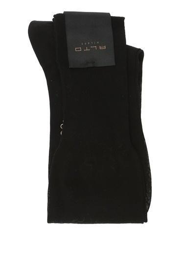Alto Socks Çorap Siyah